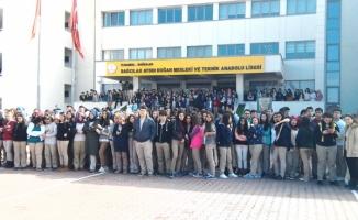 Bağcılar Aydın Doğan Mesleki ve Teknik Anadolu Lisesi