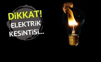 İstanbul Anadolu Yakası 12 Ekim elektrik kesintisi