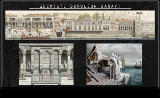 Boukoleon Sarayını restore edilecek