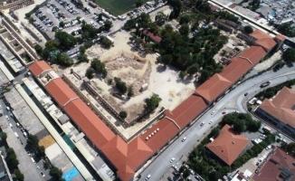 Rami Kışlası restore ediliyor