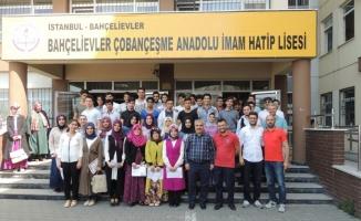 Bahçelievler Çobançeşme Anadolu İmam Hatip Lisesi Yol Tarifi