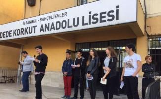 Bahçelievler Dede Korkut Anadolu Lisesi