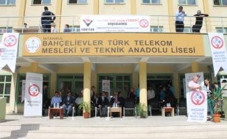 Bahçelievler Türk Telekom Mesleki ve Teknik Anadolu Lisesi Ulaşım