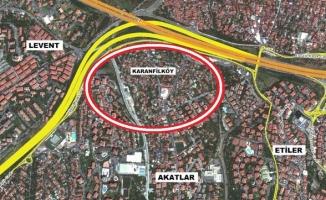Beşiktaş'ta trafiğe kapatılacak yollara dikkat!