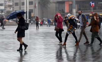 İstanbul'da bugün hava durumu nasıl olacak?