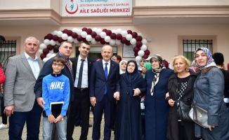Seyitömer Şehit Mahmut Şahinler Aile Sağlığı Merkezi