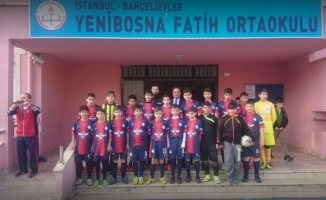 Yenibosna Fatih Ortaokulu Yol Tarifi