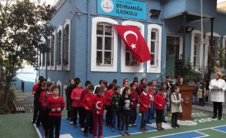 Bakırköy Behramağa İlkokulu Nerede
