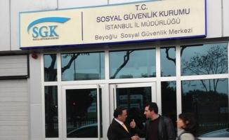 Beyoğlu Sosyal Güvenlik Merkezi Navigasyon