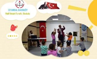 Halil Vedat Fıratlı İlkokulu Nerede