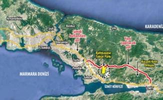 İstanbul - Kocaeli arasına yeni yol!