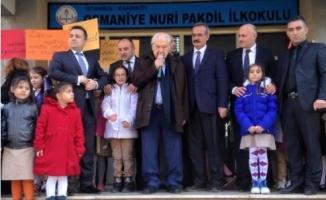 Osmaniye Nuri Pakdil İlkokulu Yol Tarifi