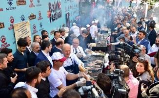 Tarihi Yarımada Balık Festivali başladı