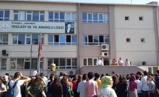 Yeşilköy 50. Yıl Anadolu Lisesi Nerede