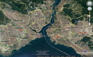 En çok kaza yapılan İstanbul'un 'kara noktaları'