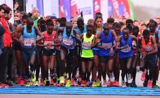 İstanbul'da trafiğe 'Maraton' ayarı!