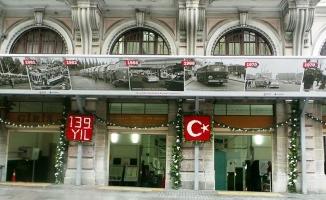 Tarihi Karaköy Tünel hattı