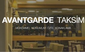 Avantgarde Taksim Otel Yol Tarifi