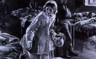 Florence Nightingale Müzesi (Lambalı Kadın)