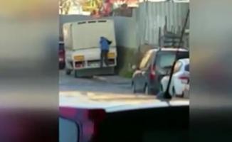 Ataşehir'de işyeri ve oto hırsızı yakalandı