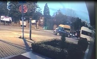 Dalan'ın şoförünün karıştığı olayın videosu
