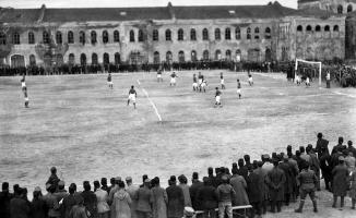 İstanbul'un ilk stadı: Taksim Stadyumu