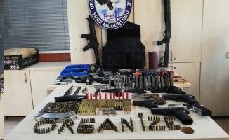 İstanbul ve 3 ilde silah operasyonu