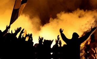 Küçükköy Spor ve Yıldırım Bosna Spor taraftarı barıştı