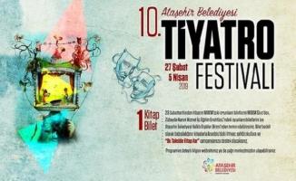 Ataşehir Tiyatro Festivali 2019