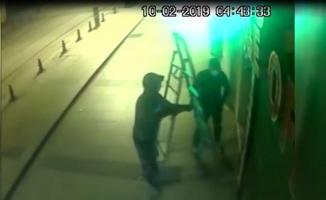 Fatih'te döviz bürosu soygunu kamerada
