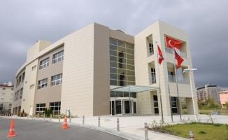 İBB Fatma Aliye Halk ve Çocuk Kütüphanesi