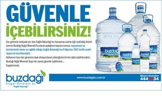 Altınşehir Buzdağı Su Şerifali Yukarı Dudullu Mehmet Akıf Tatlı-Su