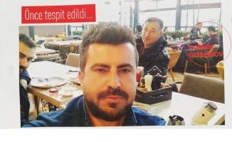 İstanbul'da kırmızı bültenli Rus zanlıya selfieli operasyon