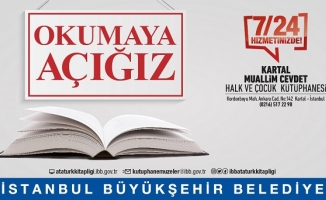 Kartal Muallim Cevdet Kütüphanesi