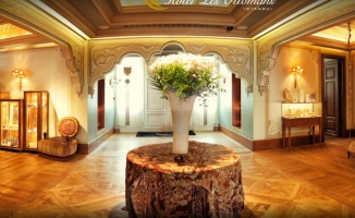 Les Ottomans Hotel İstanbul, Yol Tarifi
