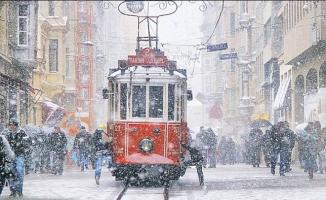 Meteoroloji uyardı İstanbul'a kar geliyor