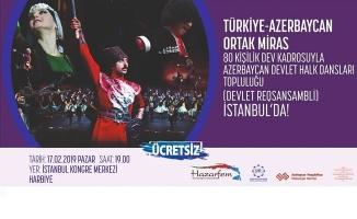 """""""Türkiye-Azerbaycan Ortak Miras"""" sanat etkinliği"""