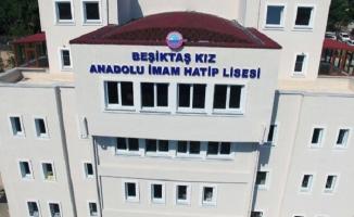 Beşiktaş Kız Anadolu İmam Hatip Lisesi Nerede