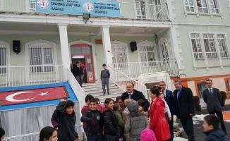 Çavuşbaşı Ahmet Akça İlkokulu