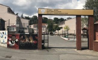 Şehit Ömer Halisdemir Mesleki ve Teknik Anadolu Lisesi, Nerede