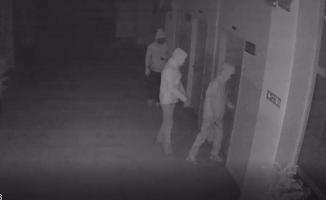 Sultangazi'de okul hırsızları yakalandı