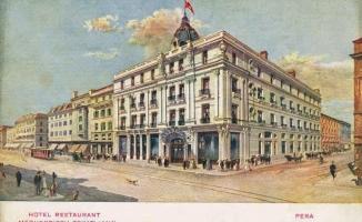 Tokatlıyan Oteli'nin hikayesi