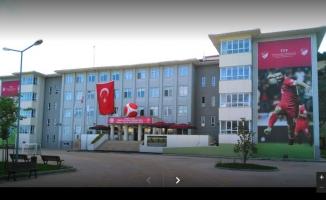 Türkiye Futbol Federasyonu Meral- Celal Aras Spor Lisesi, Nerede