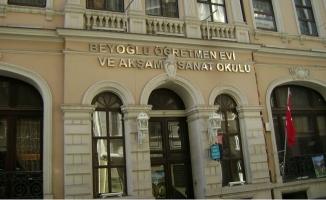 Beyoğlu Öğretmenevi ve Akşam Sanat Okulu