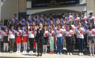 Akçansa Fatih Sultan Mehmet Ortaokulu Nerede