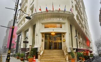 Amethyst Hotel İstanbul yol tarifi