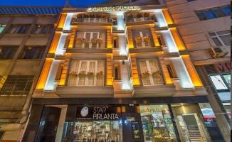 Aprilis Hotel İstanbul yol tarifi