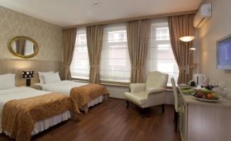 Arach Hotel Harbiye İstanbul yol tarifi