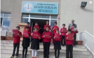 Gilman Durukan Ortaokulu Yol Tarifi
