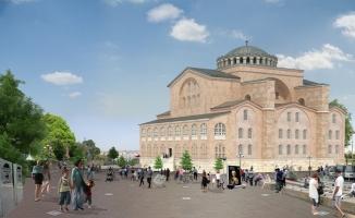 İstanbul'un ilk Ayasofya'sı Polyeuktos Kilisesi